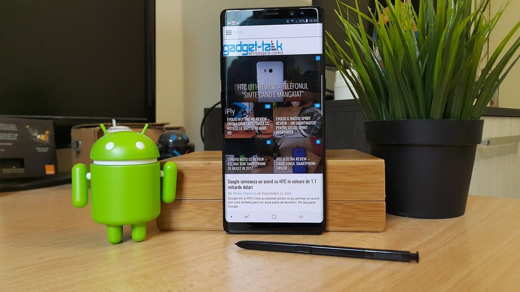 Galaxy Note 8 Review
