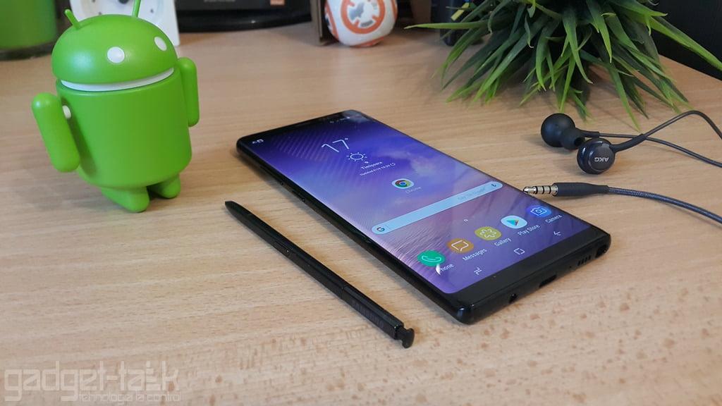 Phabletul Galaxy Note 9