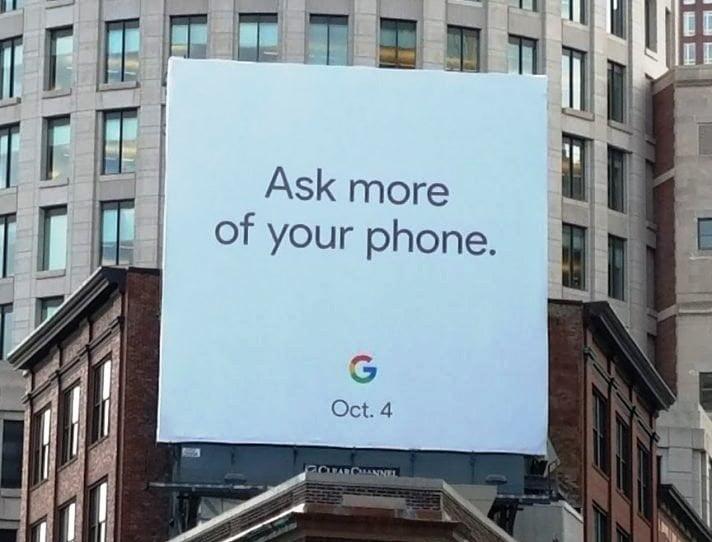 Lansarea telefoanelor Google Pixel 2