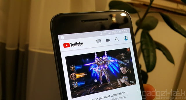 Cum ascult muzica pe telefon de pe YouTube