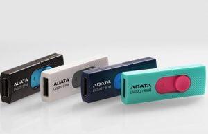 Adata lanseaza flash driverurile USB UV320