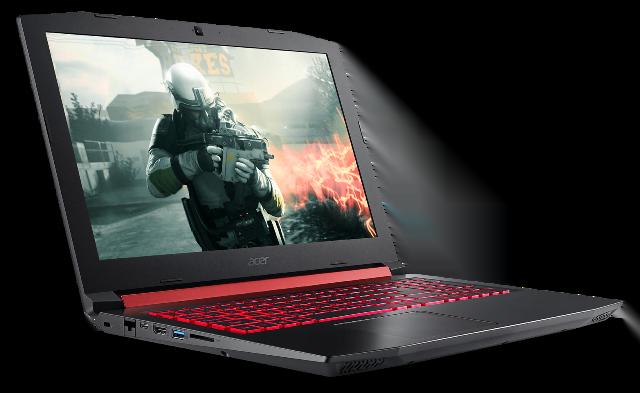 Pretul notebookurilor Acer Aspire Nitro 5
