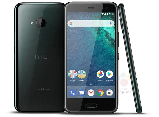 HTC U11 Life ruleaza Android Oreo