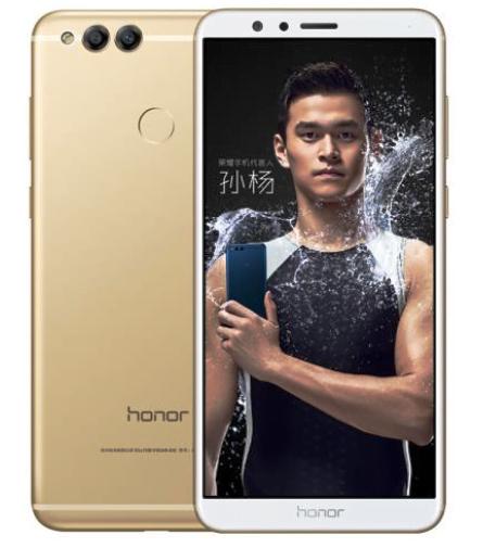Huawei anunta Honor 7X
