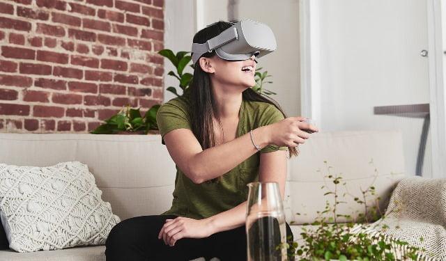 Casca VR Oculus Go
