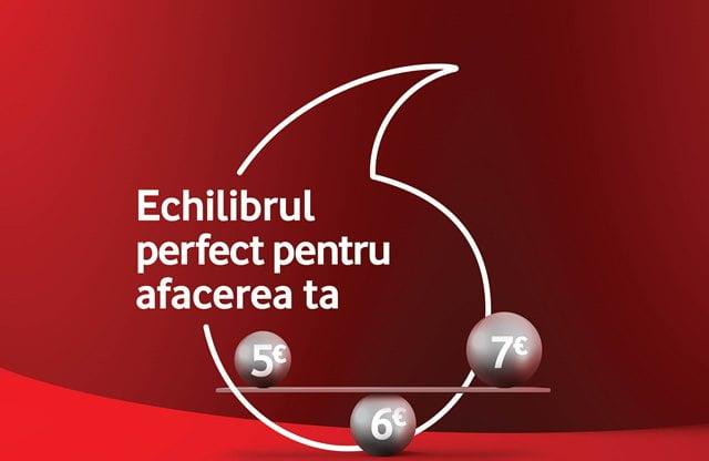 Vodafone lanseaza abonamentele Dynamic