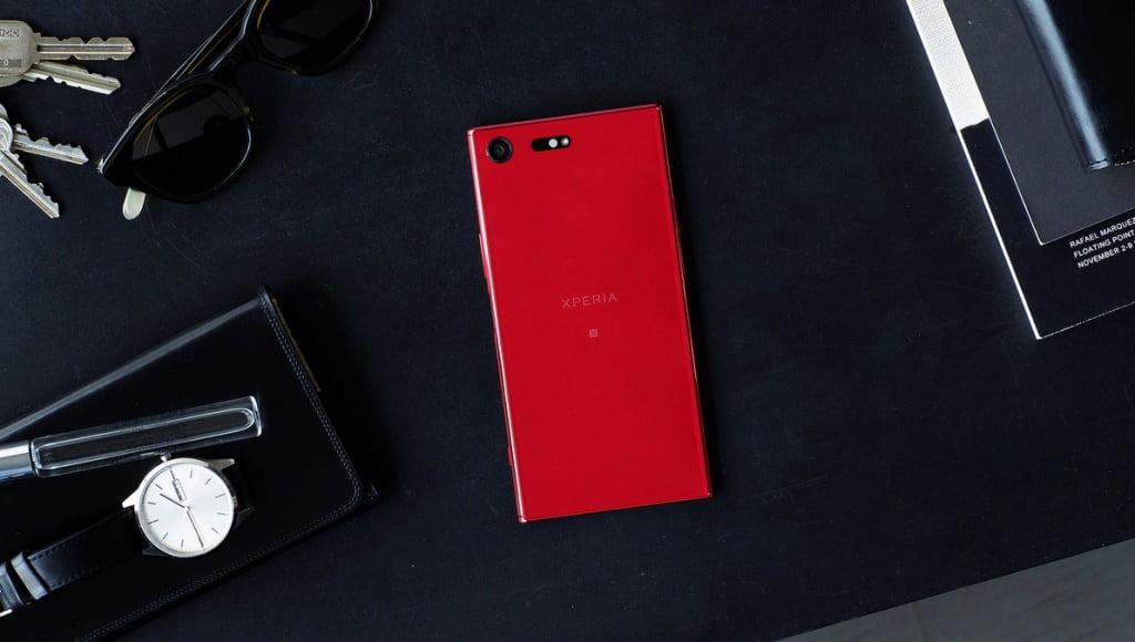 Xperia XZ Premium Red Rosso