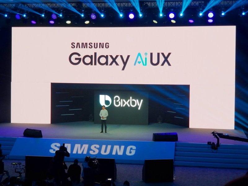 Samsung anunta Galaxy AI UX