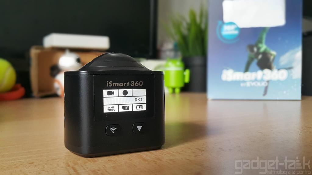 Recenzia camerei Evolio iSmart 360 (Review)