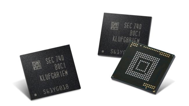 Primul smartphone cu memorie interna 512GB, va fi Galaxy S9