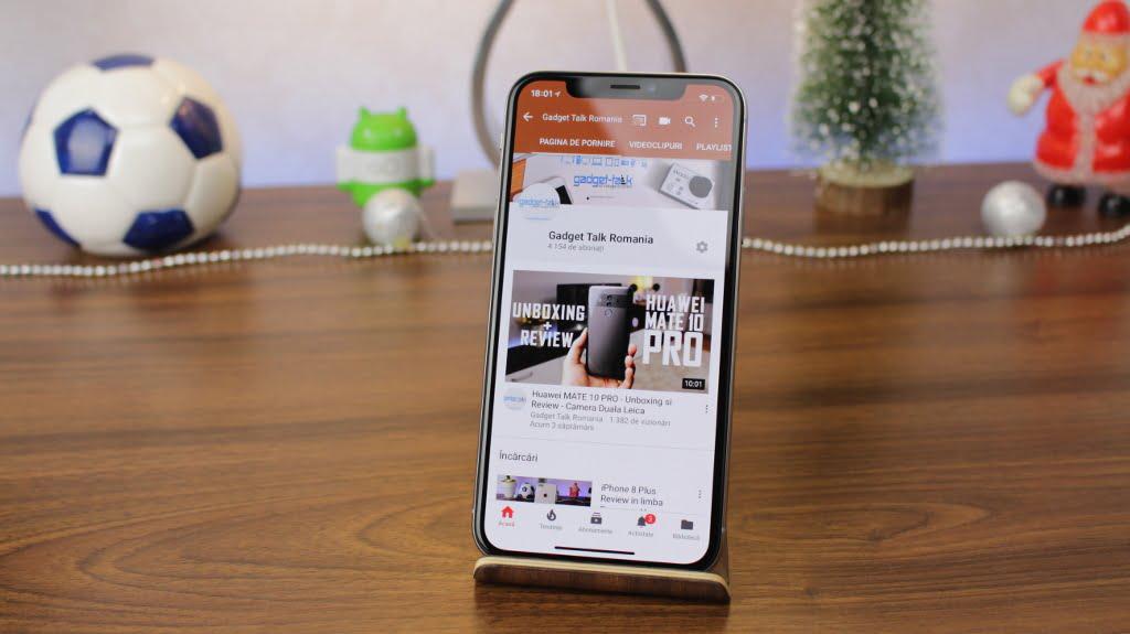 Telefoanele Apple iPhone X 2018