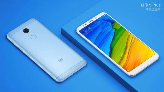 Xiaomi anunta telefoanele Redmi 5