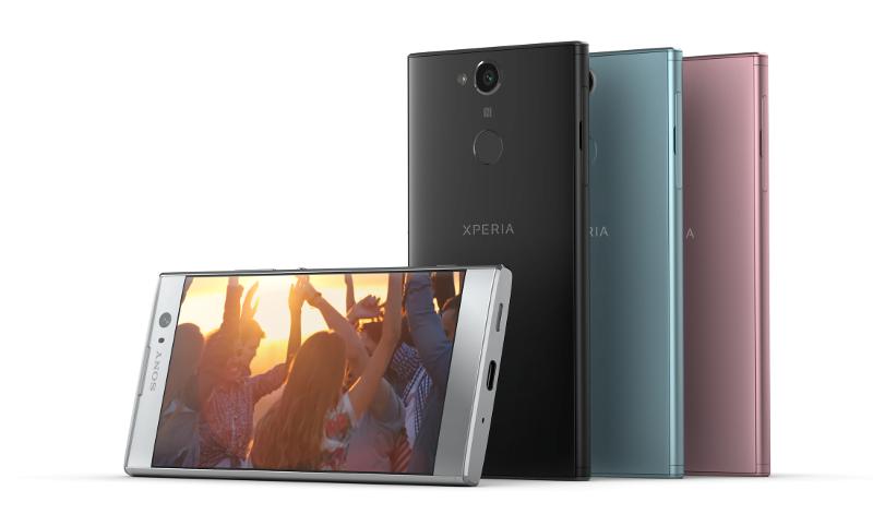 Sony lanseaza telefoanele Xperia XA2 si XA2 Ultra, la CES 2018