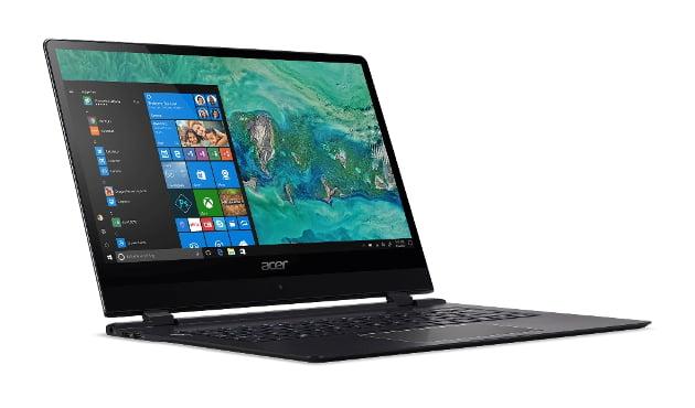 Acer anunta Swift 7 si Spin 3, la CES2018. Doua laptopuri destinate productivitatii
