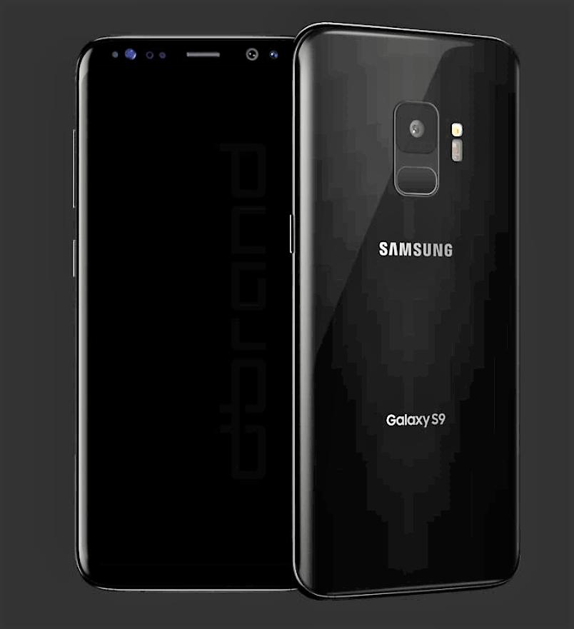 Cum vor arata telefoanele Galaxy S9