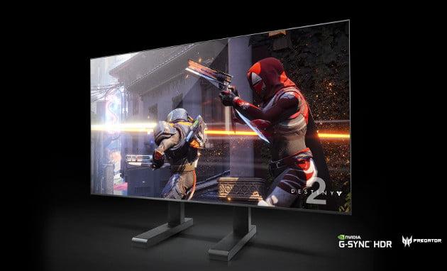 Acer anunta displayul Predator