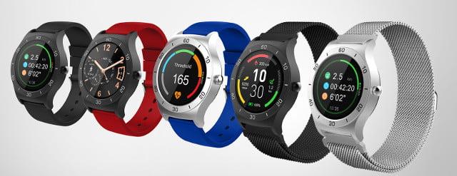Evolio lanseaza X-Watch 4, cu ecran tactil, senzor puls si functie de antrenor personal