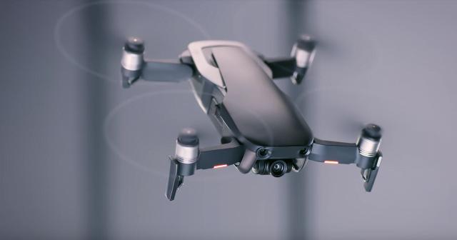 DJI anunta drona Mavic Air
