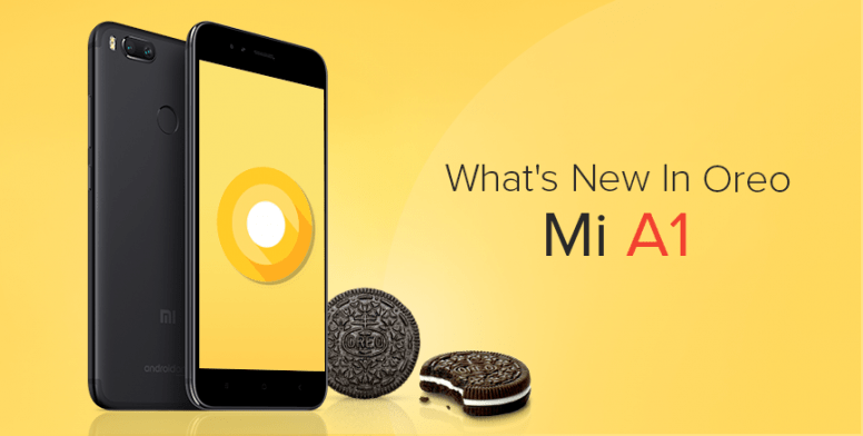 Xiaomi Mi A1 primeste actualizare Android Oreo