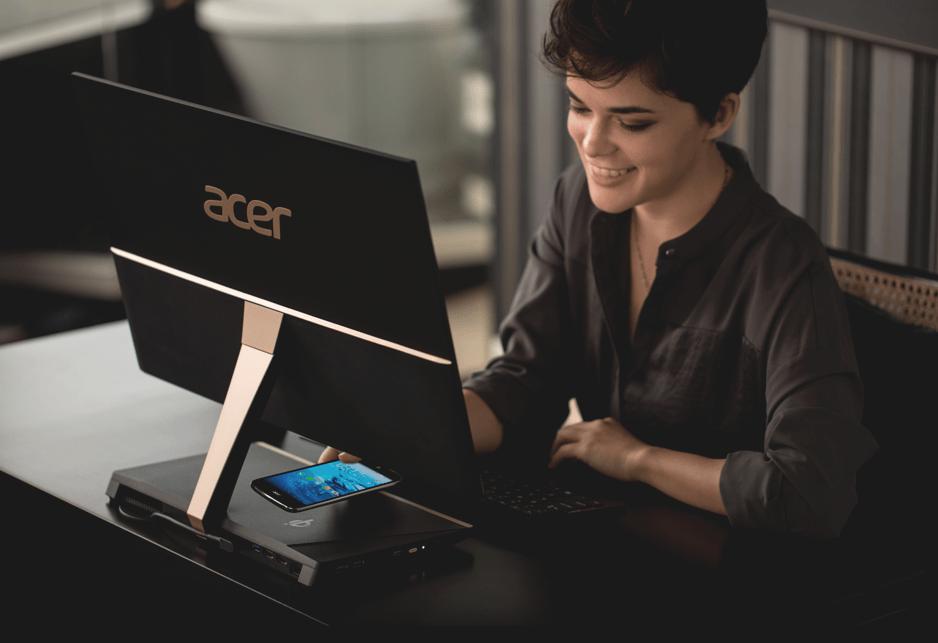 Pretul PC Desktopului Acer Aspire S24