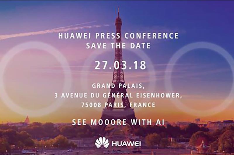 Varful Huawei P20