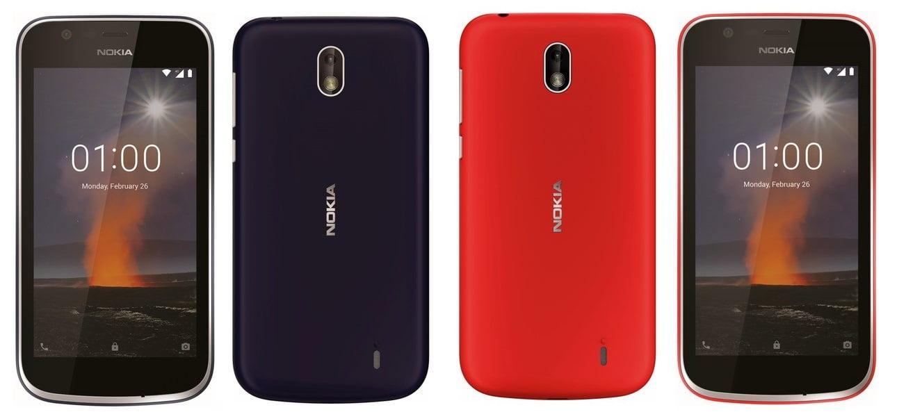 telefonul Nokia 1