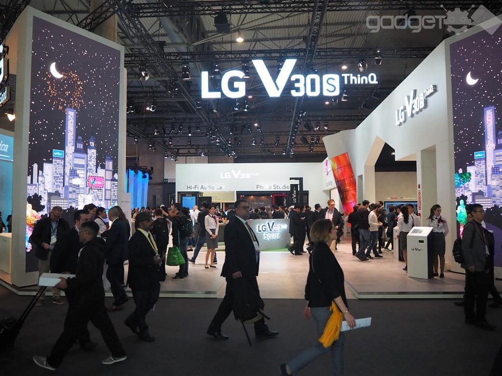 LG anunta telefoanele LG V30s Thinq, K10