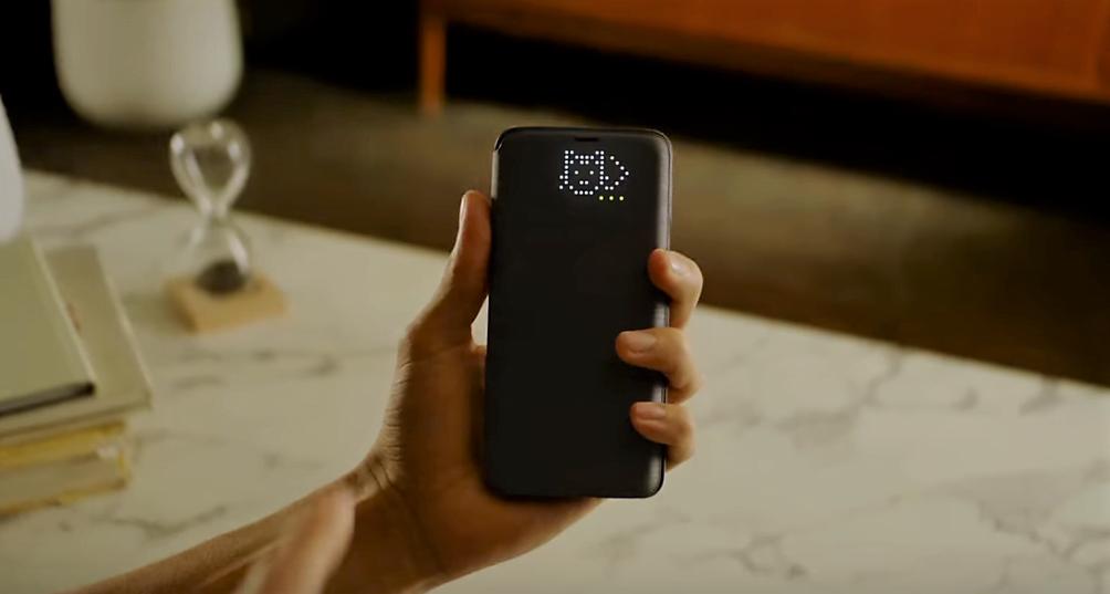 Pretul accesoriilor originale Galaxy S9