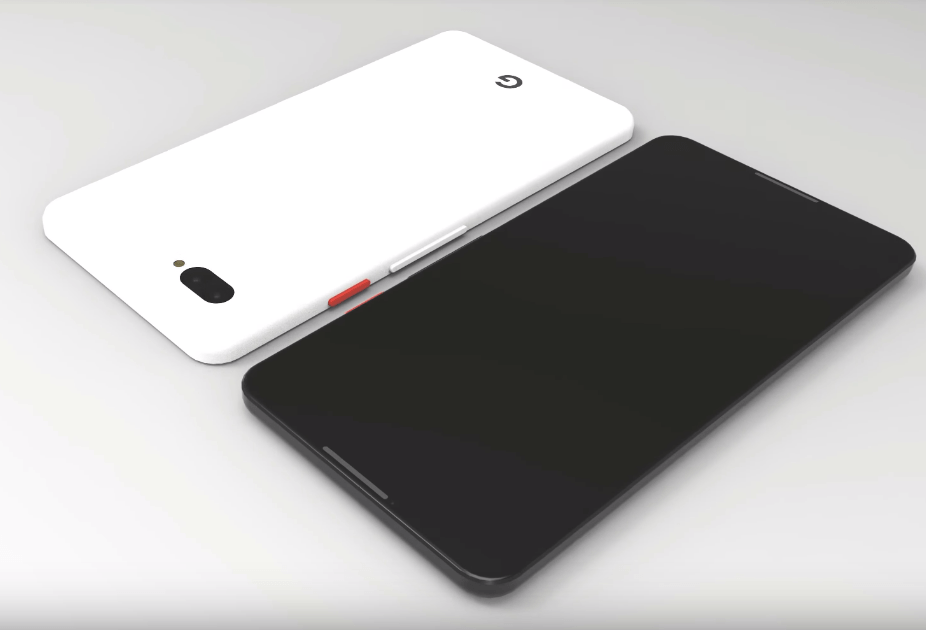 Concept Google Pixel 3