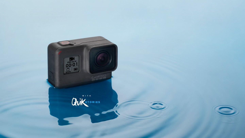 GoPro lanseaza camera HERO 2018