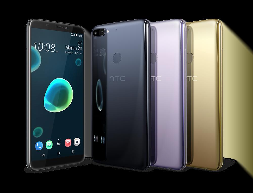 HTC anunta telefoanele Desire 12