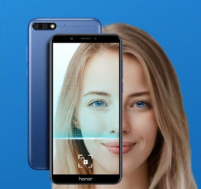 Huawei lanseaza telefonul Honor 7C