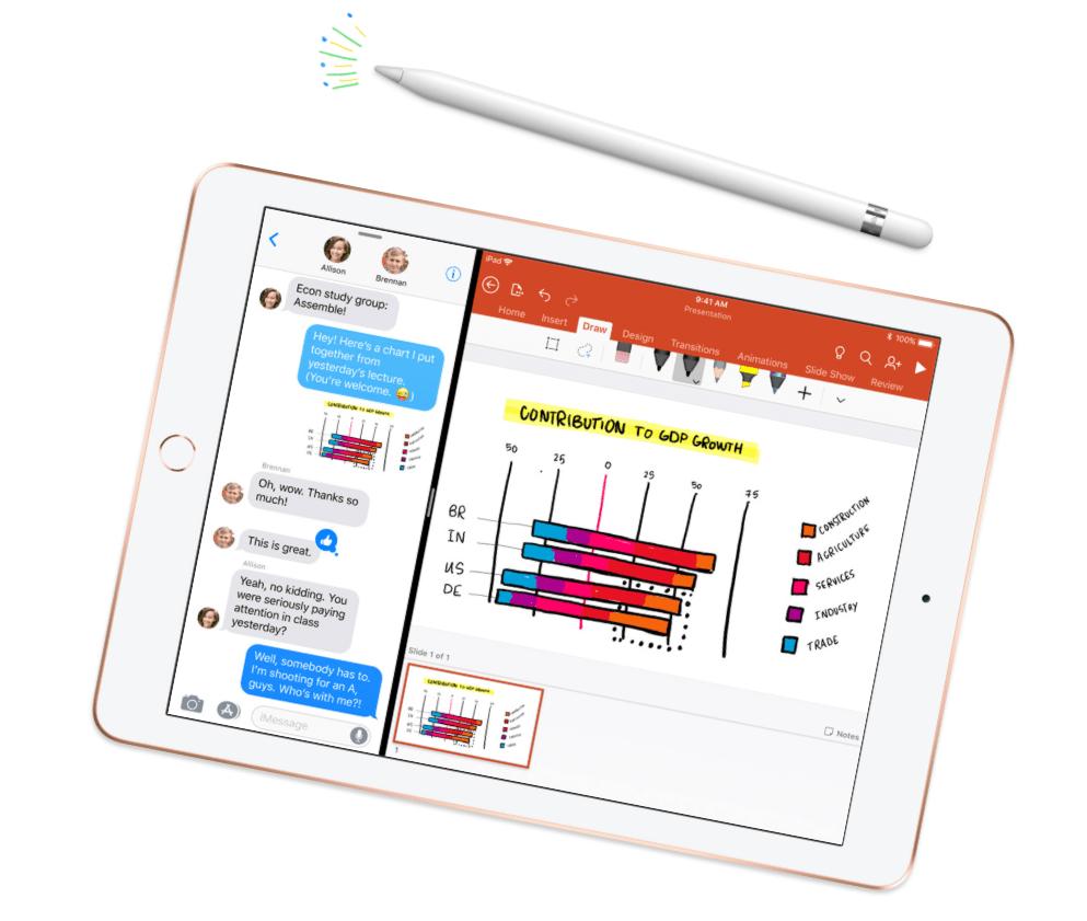 Pretul tabletei Apple iPad 2018