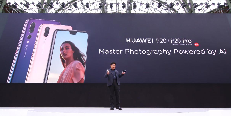 Pretul telefonului Huawei P20