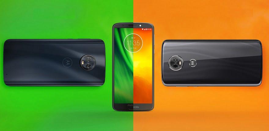 Lenovo anunta telefoanele Moto G6