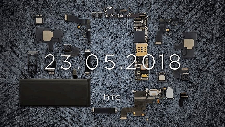 HTC anunta evenimentul telefonului HTC 12