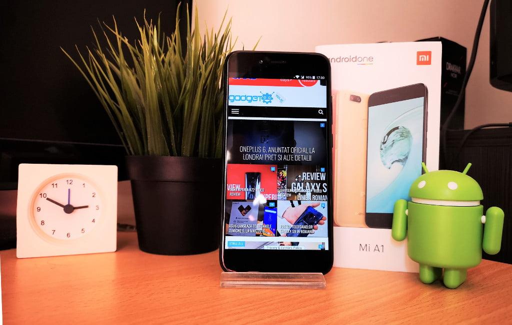 Recenzia telefonului Xiaomi MI A1