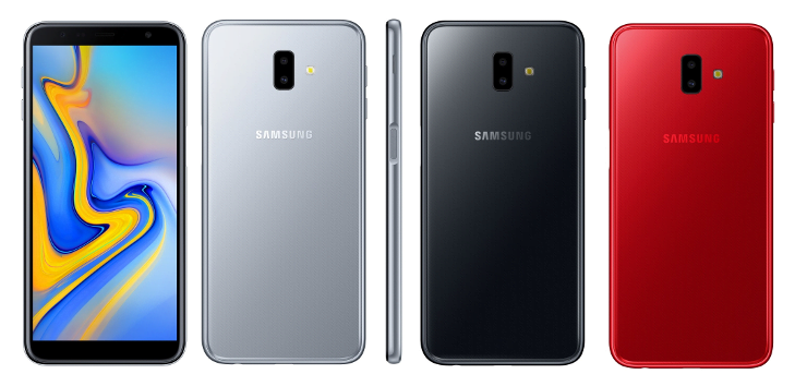 telefoanele Galaxy J6+