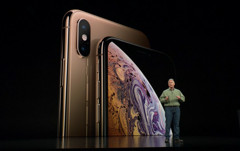 bateria telefoanelor iPhone Xs
