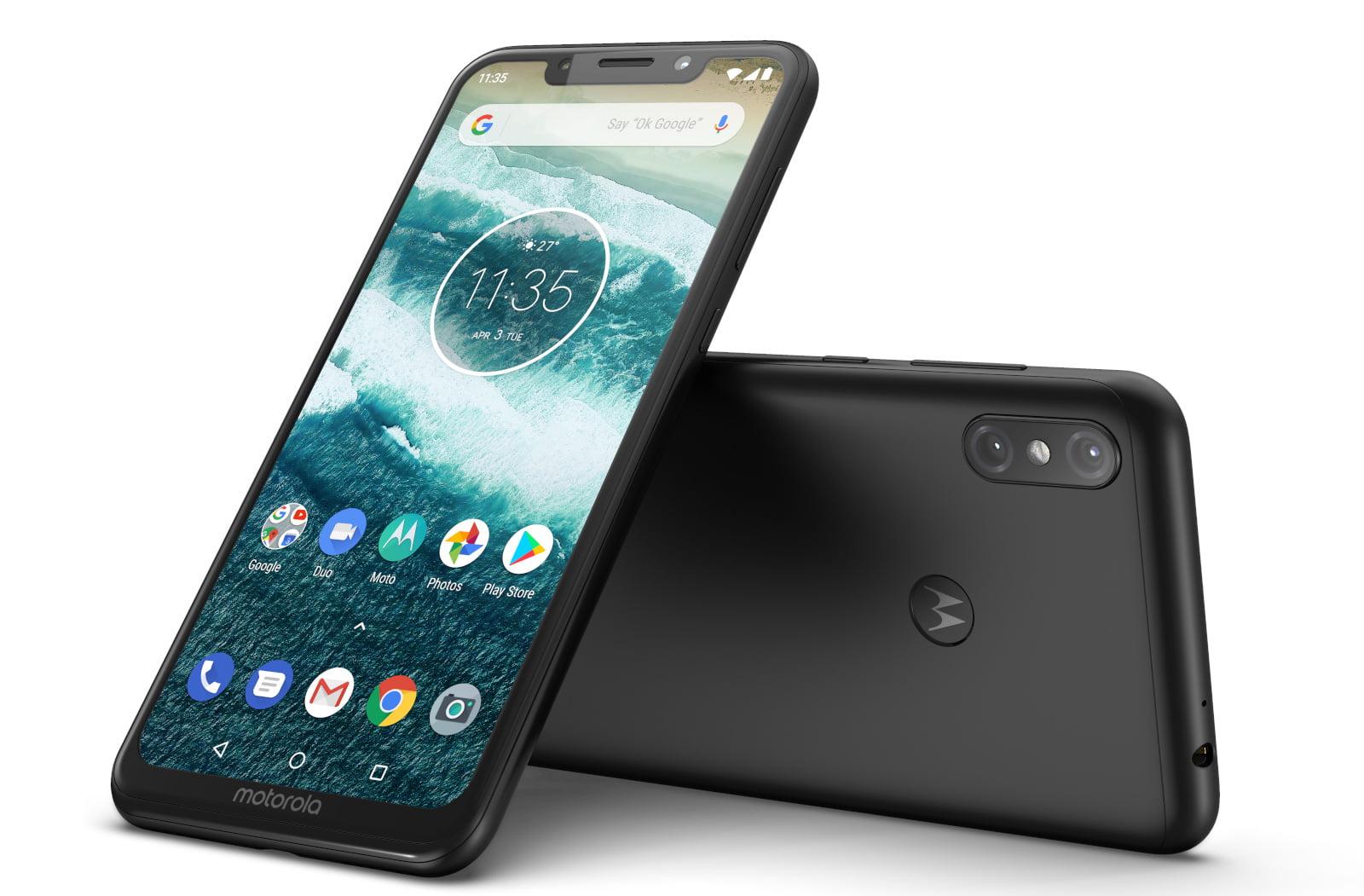 Motorola One si One Power