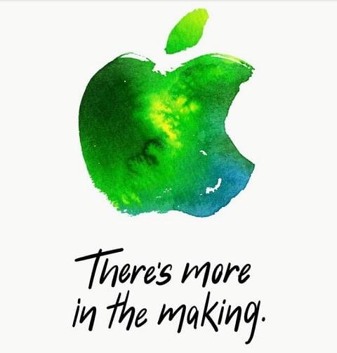 Apple confirma evenimentul