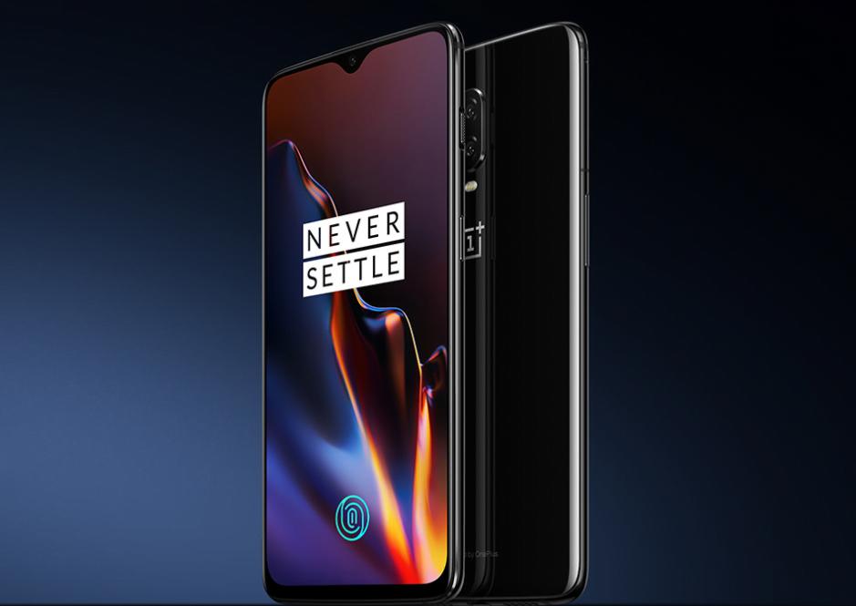 Oneplus 6T anuntat oficial