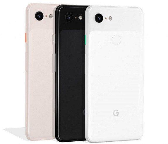 Pretul telefoanelor Pixel 3