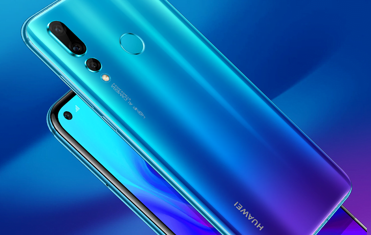 Huawei anunta Nova 4