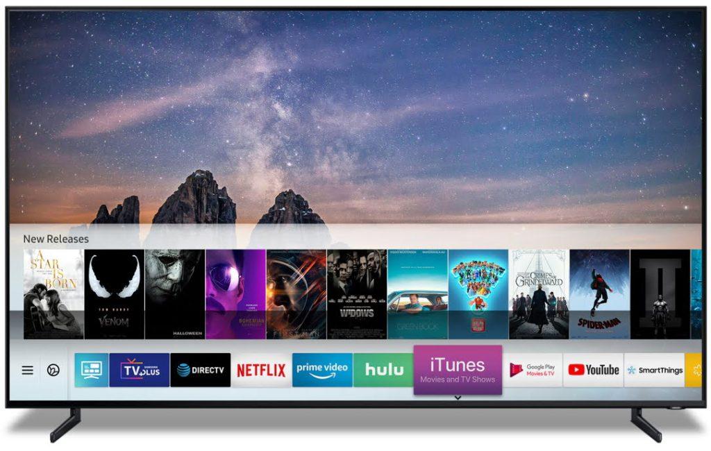 Aplicatia iTunes Movies