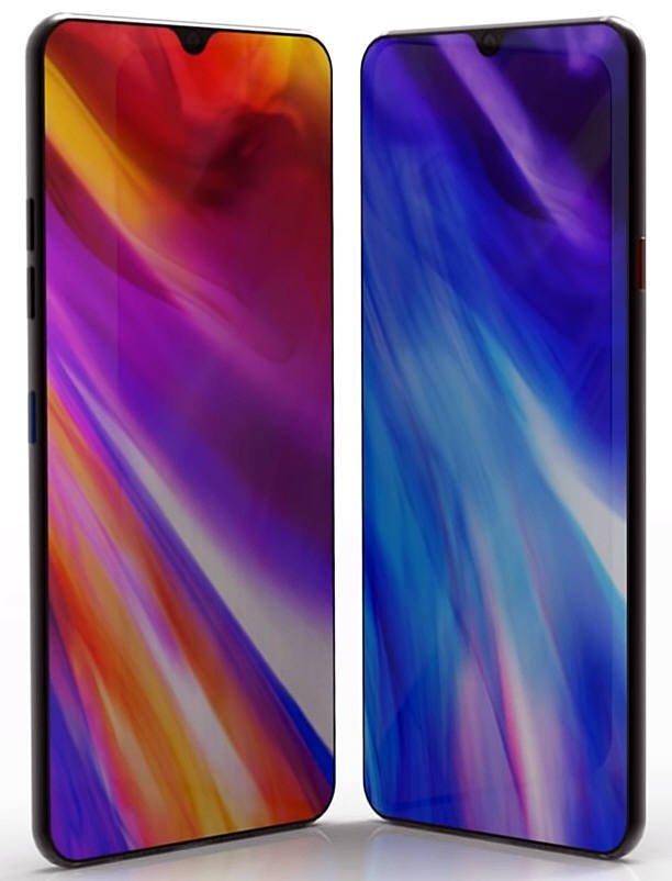 LG G8 ThinQ si LG V50 ThinQ
