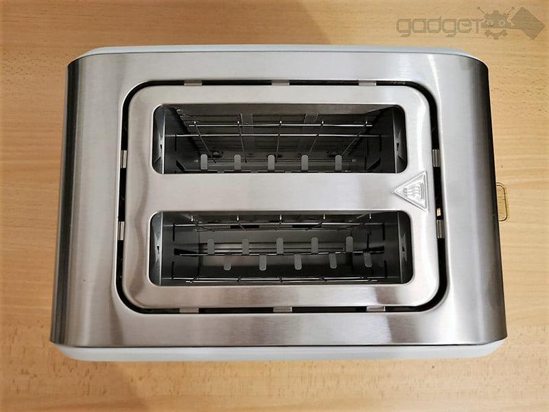 toaster pentru mic dejun