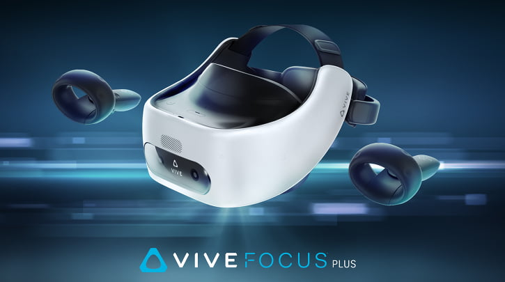 VIVE Focus Plus