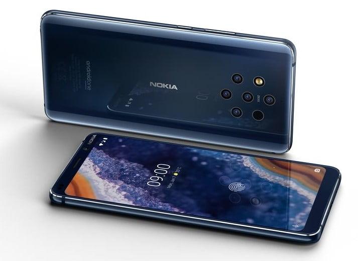 Pretul telefonului Nokia 9 Pureview