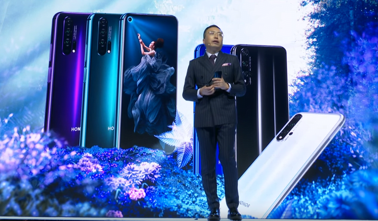 Honor 20 si Honor 20 Pro